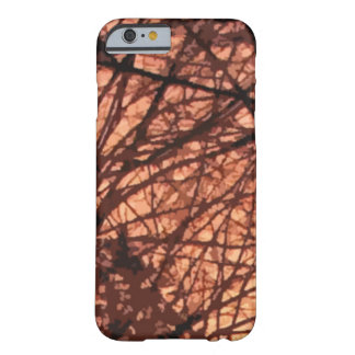 Forest Sunrise Abstract iPhone 6 Case