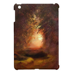 Forest Sunset iPad Mini Case