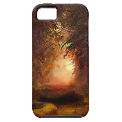 Forest Sunset iPhone SE/5/5s Case