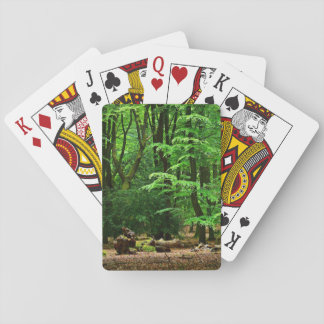 Forest Themed Playing Cards