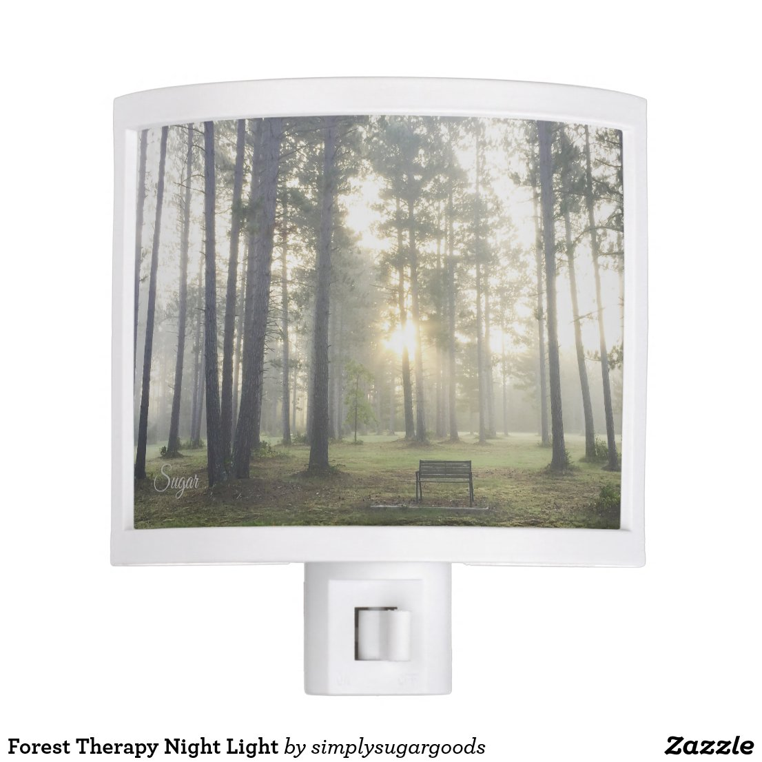 Forest Therapy Night Light