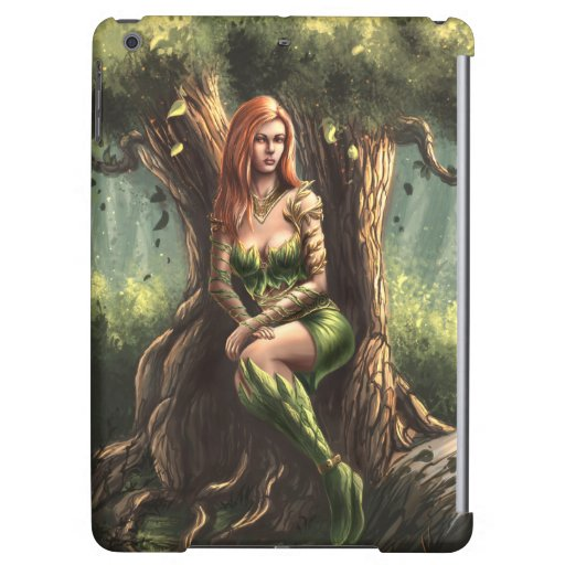 Forest throne case for iPad air