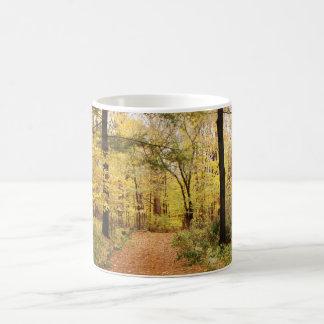 Forest Trail Path Coffee Mug