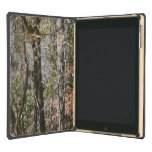 Forest Tree Camo Camouflage Nature Hunting/Fishing Case For iPad Air
