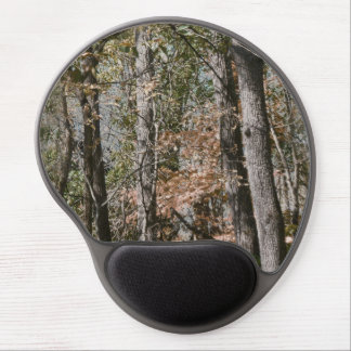 Forest Tree Camo Camouflage Nature Hunting/Fishing Gel Mouse Pad