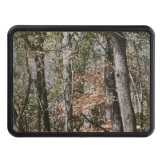 Forest Tree Camo Camouflage Nature Hunting/Fishing Hitch Cover