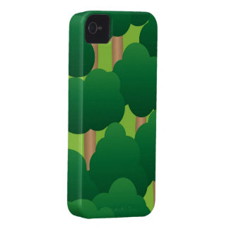 Forest Trees BlackBerry Bold Case
