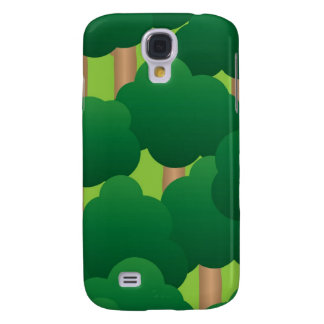 Forest Trees iPhone 3G/3GS Case Samsung Galaxy S4 Cover