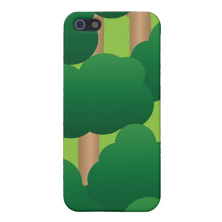 Forest Trees iPhone 4/4S Case