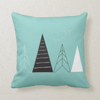 Forest Trip Cushion Design