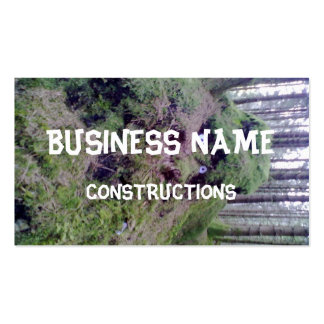 Forest Troll Double-Sided Standard Business Cards (Pack Of 100)