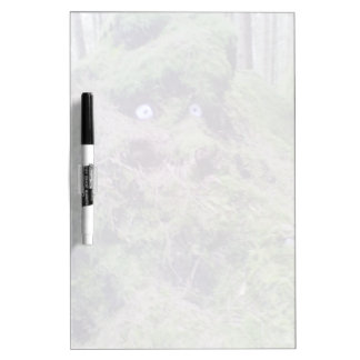 Forest Troll Dry Erase Board