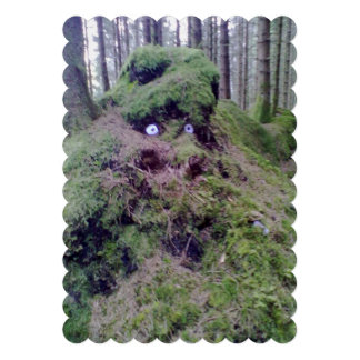 Forest Troll Invitations