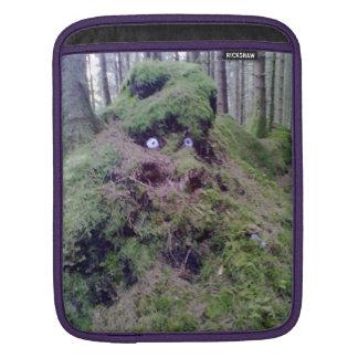 Forest Troll iPad Sleeve