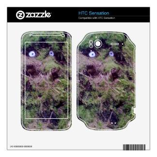 Forest Troll HTC Sensation Decals
