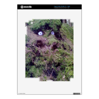 Forest Troll iPad 2 Skin