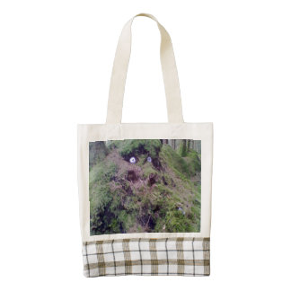 Forest Troll Zazzle HEART Tote Bag