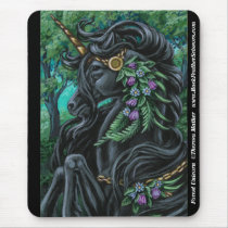 Forest Unicorn Mousepad