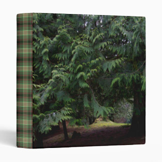 Forest Walk 3 Ring Binder