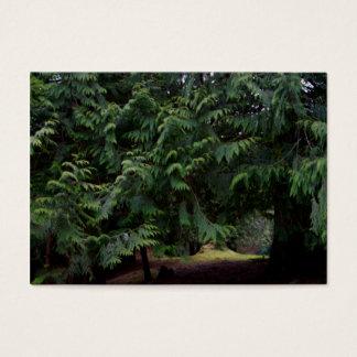 Forest Walk Business Card