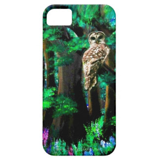 Forest Watch iPhone case