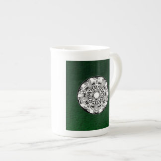 'Forest Wheel' Tea Cup