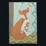 "Forest Whimsy III Towel<br><div class=""desc"">Animals</div>"