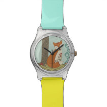 Forest Whimsy III Watch