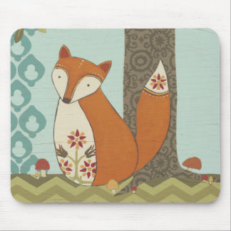 Forest Whimsy IV Mouse Pad
