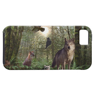 Forest Wild Animals Wildlife Nature iPhone Case iPhone 5 Covers