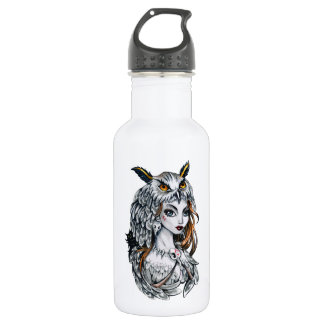 Forest witch 18oz water bottle