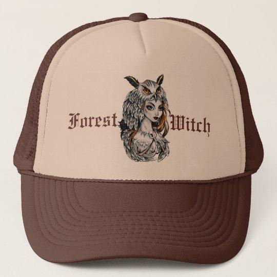 Forest Witch Trucker Hat