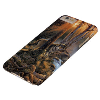 Forest Wolf Barely There iPhone 6 Plus Case