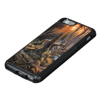Forest Wolf OtterBox iPhone 6 Case