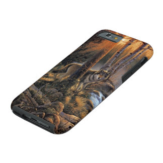 Forest Wolf Tough iPhone 6 Case