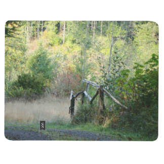 Forest Woods Meadow Ferns Oregon Trail Photography Journal