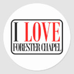 Forester Chapel, Alabama Stickers