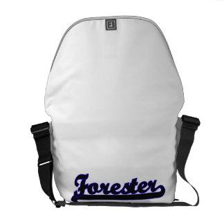 Forester Classic Job Design Messenger Bag