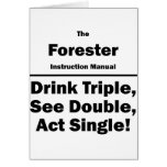 forester greeting cards