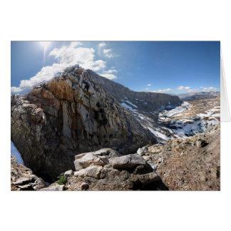 Forester Pass - John Muir Trail Card