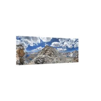 Forester Pass - John Muir Trail - Sierra Nevada Canvas Print