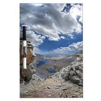 Forester Pass - John Muir Trail - Sierra Nevada Dry-Erase Board
