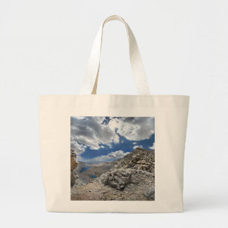Forester Pass - John Muir Trail - Sierra Nevada Large Tote Bag