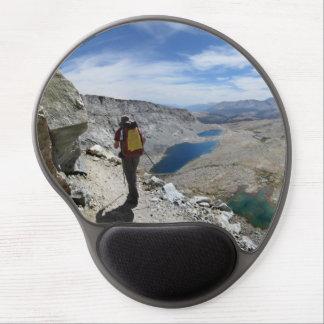Forester Pass Switchbacks 2 - John Muir Trail Gel Mousepad