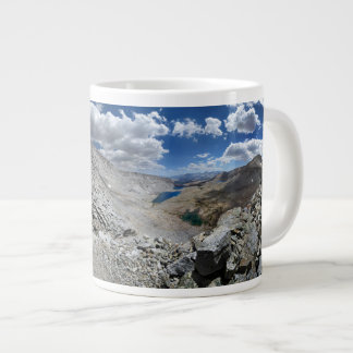 Forester Pass Switchbacks - John Muir Trail Giant Coffee Mug