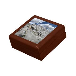 Forester Pass Switchbacks - John Muir Trail Gift Box