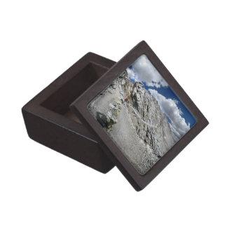 Forester Pass Switchbacks - John Muir Trail Keepsake Box