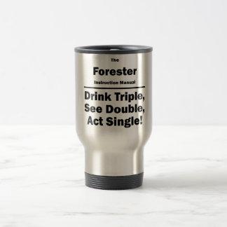forester travel mug