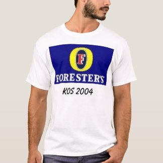 Foresters Kos 2004 T-Shirt