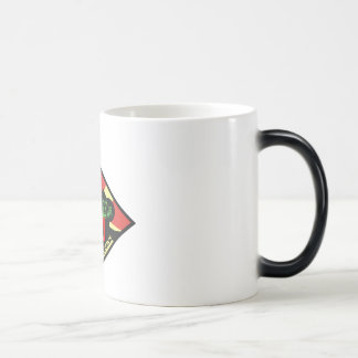 FORESTreeCD morphing mug with simple logo
